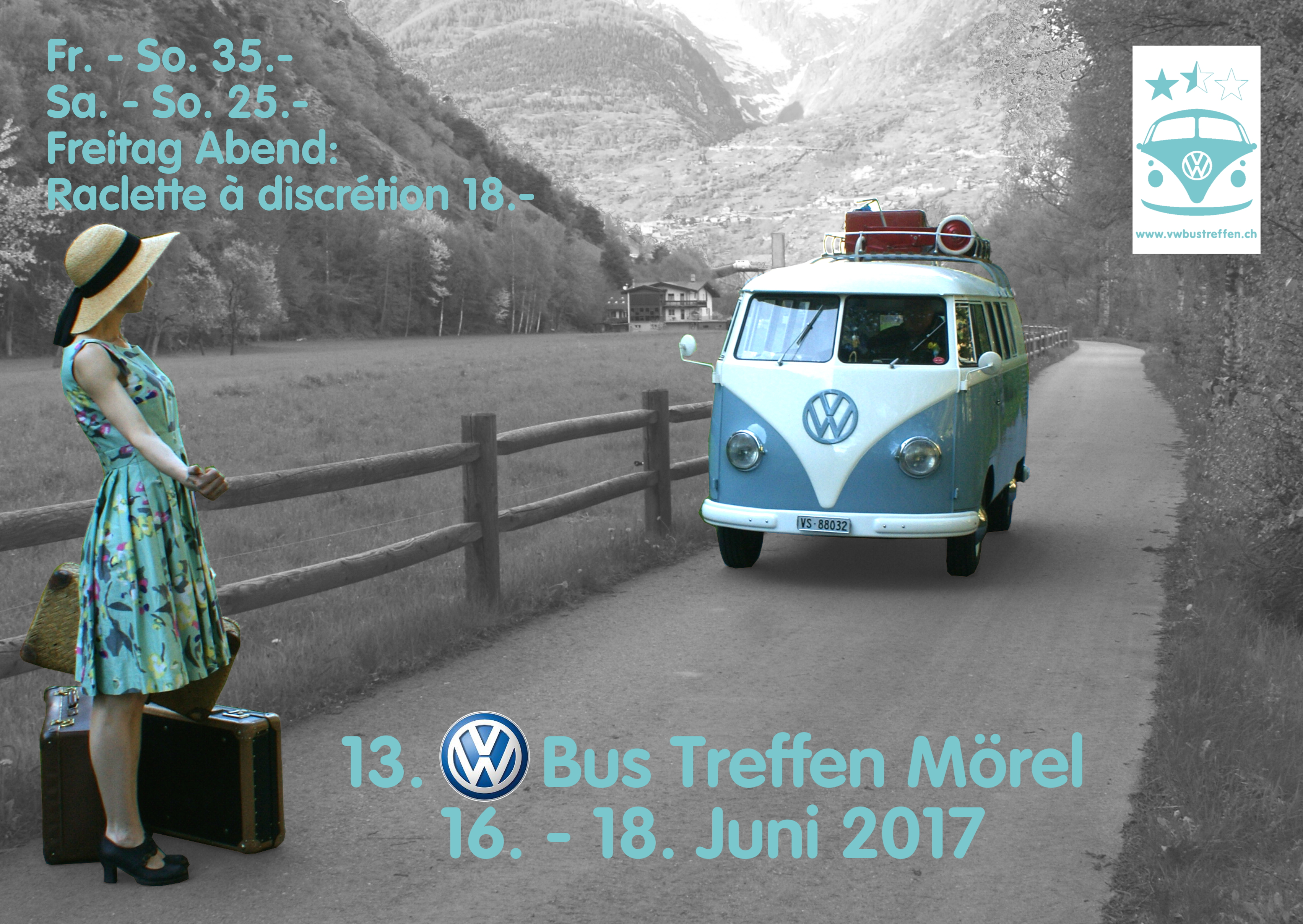 12 vw bus treffen in m rel vs ch vw bus club bern. Black Bedroom Furniture Sets. Home Design Ideas